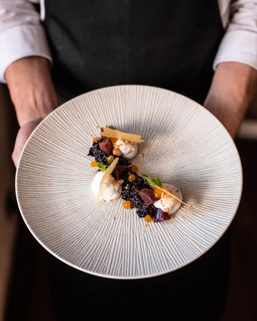 Taro - Jedinečný gastronomický zážitek v otevřené kuchyni