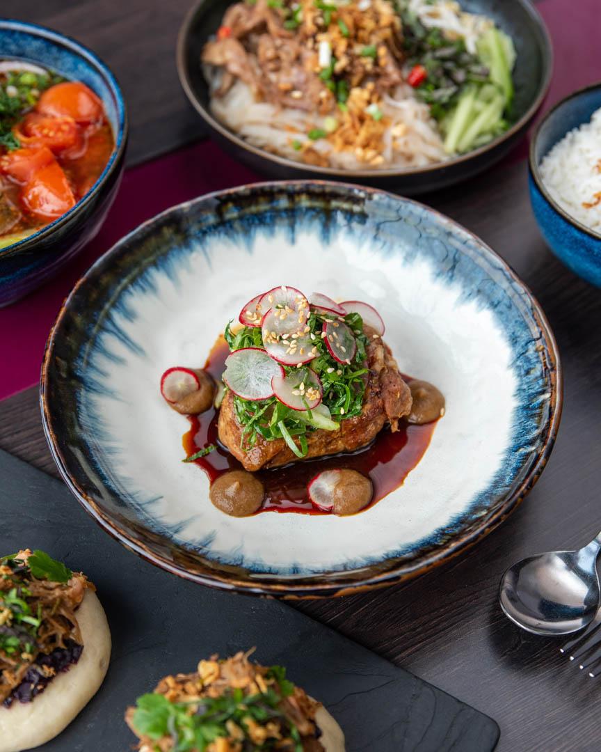 Gao Den - klasická vietnamská kuchyně v moderním provedení